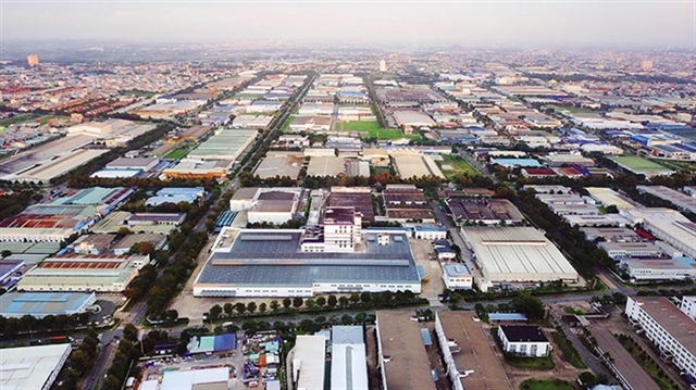 Industrial property sees rising FDI despite new pandemic outbreak