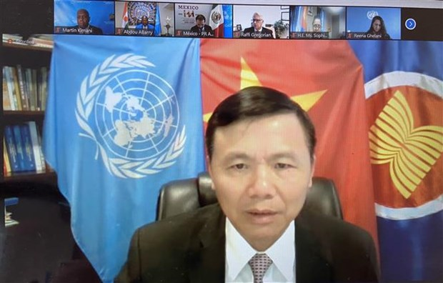 Việt Nam highlights need to avoid negative impacts of counter-terrorism measures on humanitarian activities