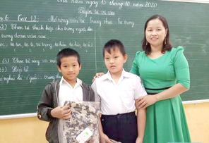 Teacherdedicated to improving educationin mountainous areas