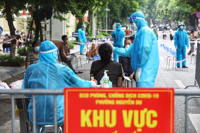 Hà Nội urged strict compliance with social distancing measures to curb virus spread