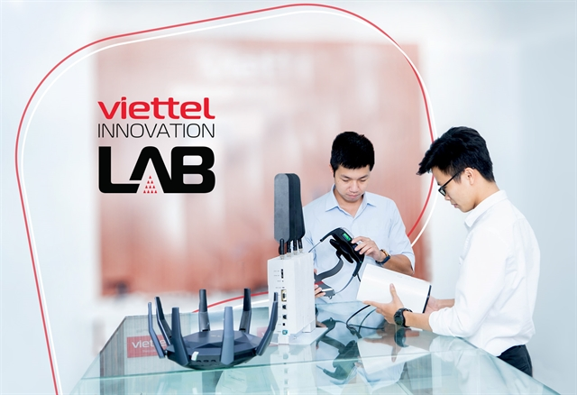Viettel operates two innovation labs