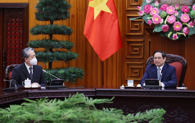 PM receives Chinese Ambassador thanks for donation of 2 million vaccine doses