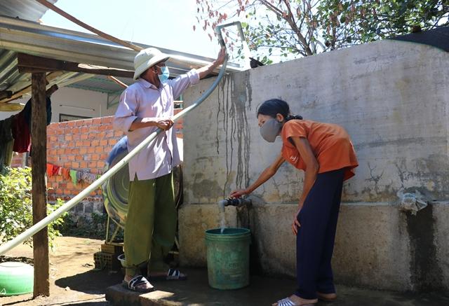 Phú Yên seeks access to clean water