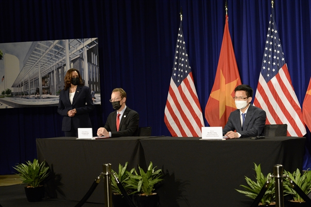 New campus of US Embassy worth 1.2b to be constructed in Hà Nội