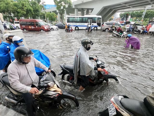 HCM City to spendVNĐ4500 billion forflood control