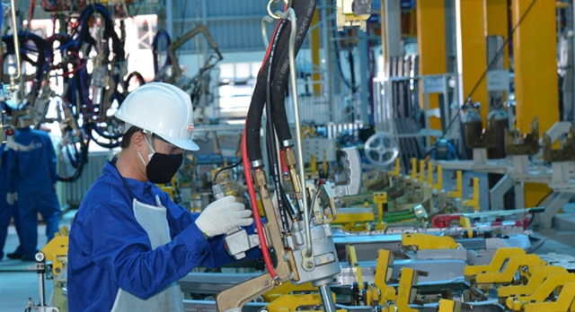 Industrial production for August drops 4.2 per cent