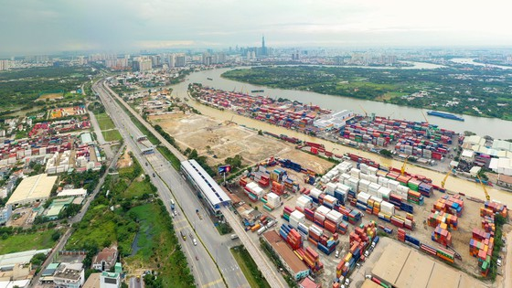 HCM City plans to replace Trường Thọ Port with new ICD