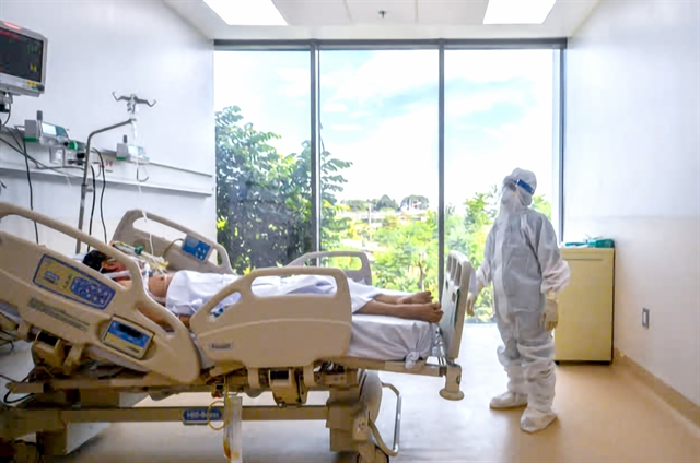 Ministry works to improve intensive care capacity of hospitals