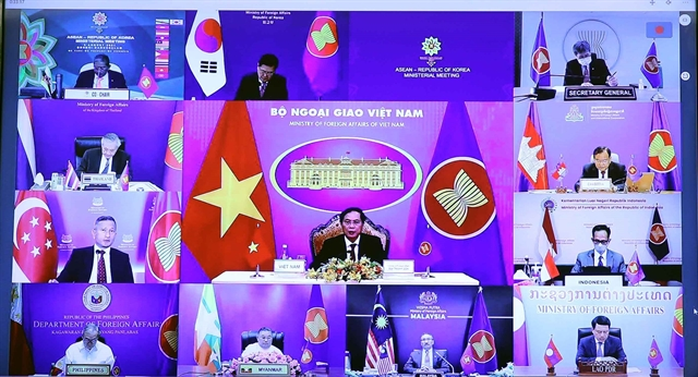 Việt Nam assumes role as coordinator for ASEAN-RoK relations