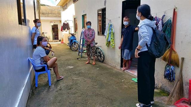 Migrant workers struggling to survive in pandemic