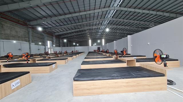 Ministry checks COVID-19 work in Bình Dương Long An