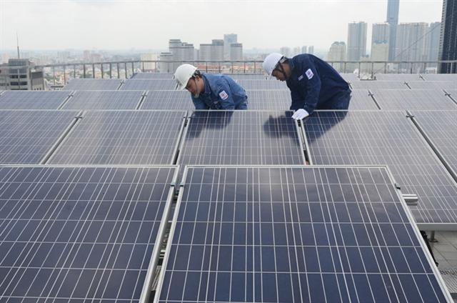 HCM City power utility eyes integration of private renewable energy