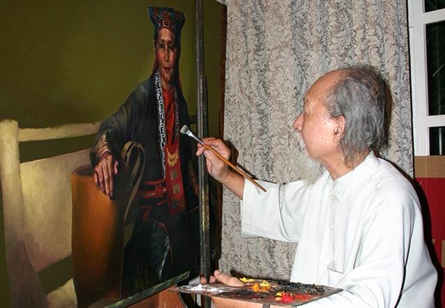 Obituary: Veteran painter Đỗ Quang Emdies
