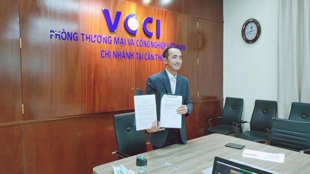 Action programme of Vietnam Netherlands Business Platform for Mekong Delta signed
