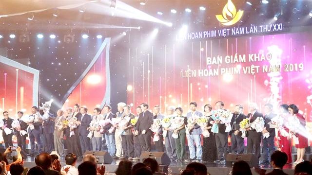 Việt Nam National Film Fest postponed until November