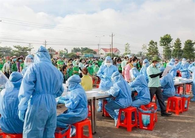 Bình Dương Province seeksmore vaccines as COVID-19 cases rise
