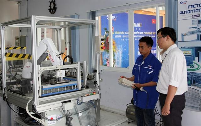 Việt Nam boosts high-tech industry