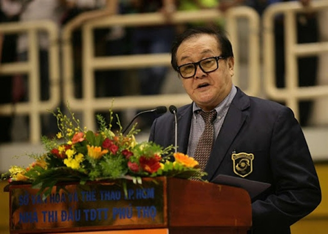 VN Olympic Vice President Giang dies aged 75