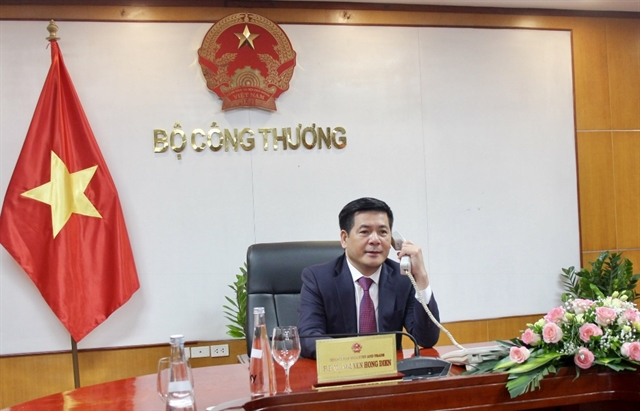 Việt Nam reassures US of efforts to maintain supply chains: Trade minister