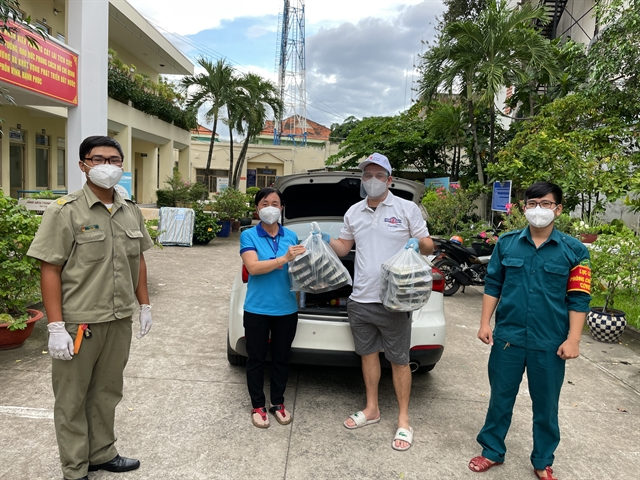 Expats face tough time amid the COVID-19 outbreak in Việt Nam
