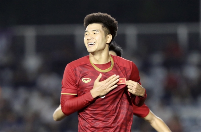 Sài Gòn FC denies rumours they are signing Việt Nam national team striker