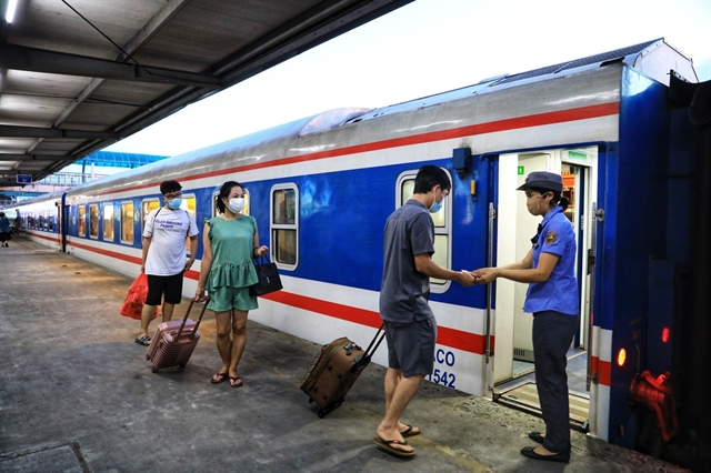 Railway revenue hits all-time low in August