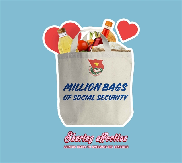 Youth Union calling for million bags of social security support