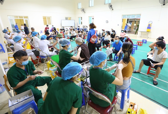 Administered COVID-19 vaccine shots in Việt Nam crosses 30 million mark