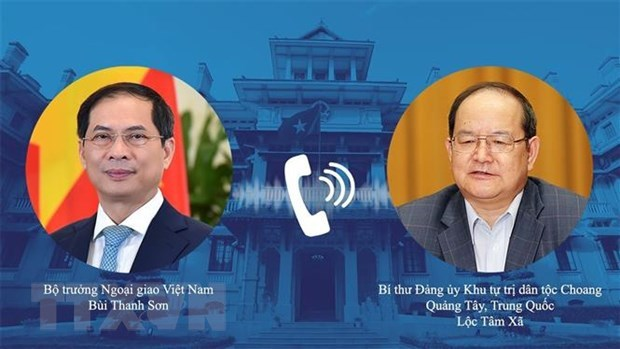 Việt Nam thanks Guangxi for presenting vaccine against COVID-19