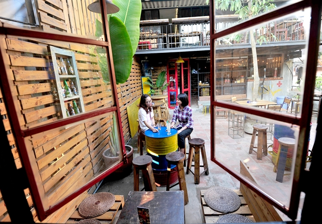 City revitalization: convertingold factories underused land into creativespaces