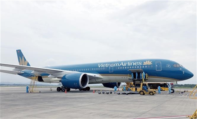 SCIC pumps300m to buy Vietnam Airlines equity