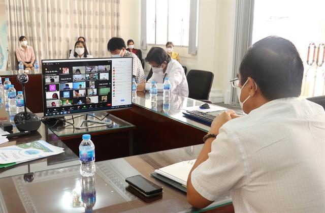 Long An Province near HCM City gradually restoring economic activities