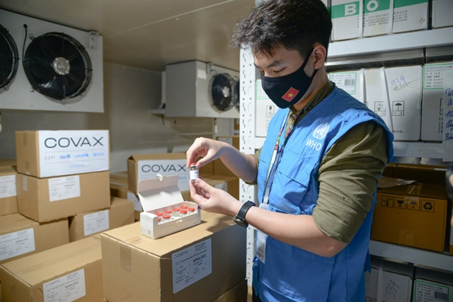 Localities hospitalsallocated 2.57 million doses of AstraZeneca vaccine