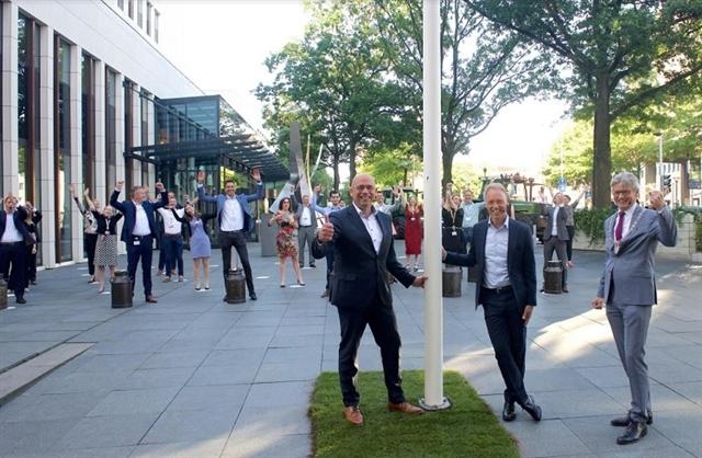 FrieslandCampina celebrates 150 years of 'grass to glass