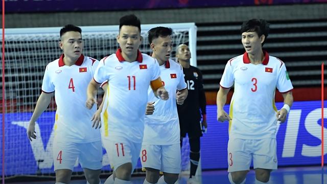 Việt Nam beat Panama in Futsal World Cup thriller