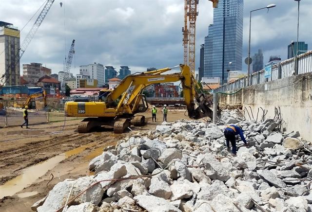 HCM City to restart construction works in October