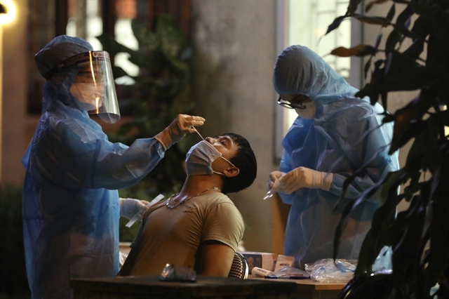 Health ministry asks to focus on testing during social distancing