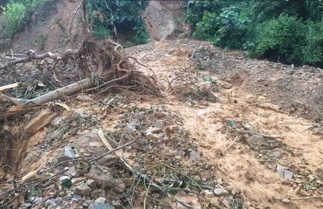 Northern provinces warned of flash floods landslides