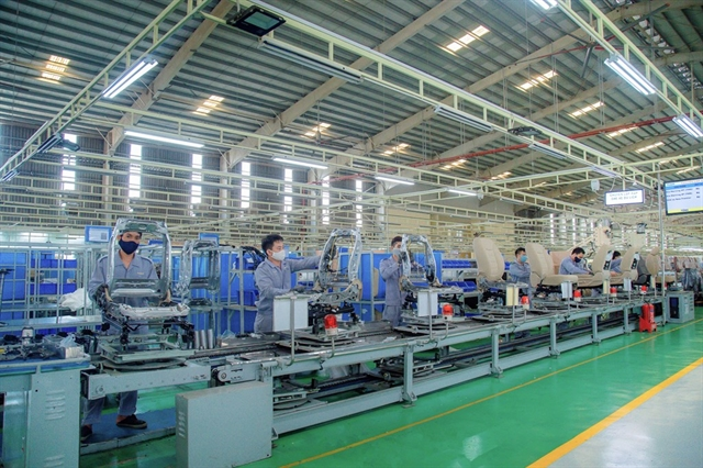 Việt Nams automobile supporting industry remains underdeveloped