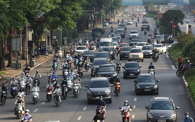Streets of Hà Nội busy as social distancing measures eased