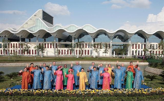Significantrole of Vietnamese áo dàihonoured inonline exhibition