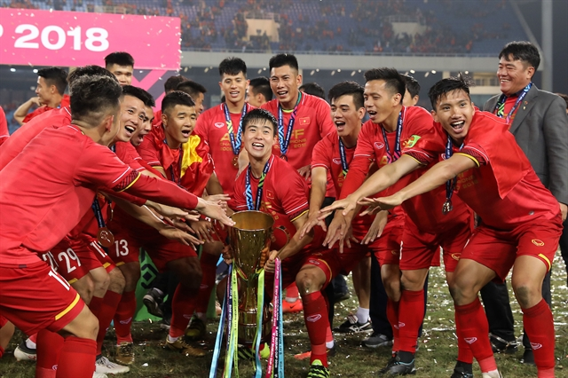 Việt Nam in Group B of AFF Cup 2020