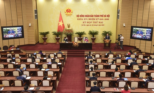 Second session of Hà Nội Peoples Council kicked off