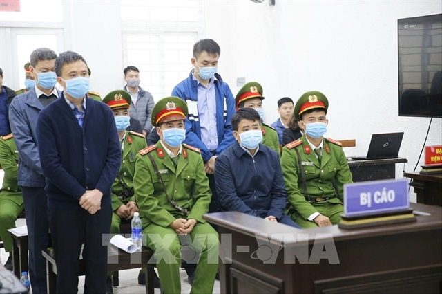 Former Hà Nội chairman indicted for illegal involvement in digitalisation bidding package