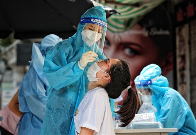 Việt Nam reports an additional 11,527 COVID-19 cases on Wednesday