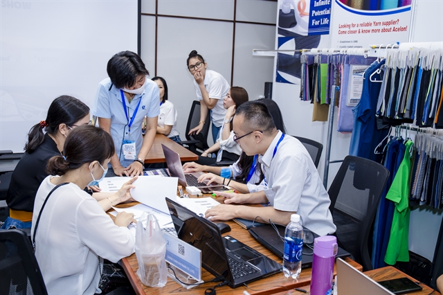 Hà Nội to host Taiwan Textile Roadshow next month