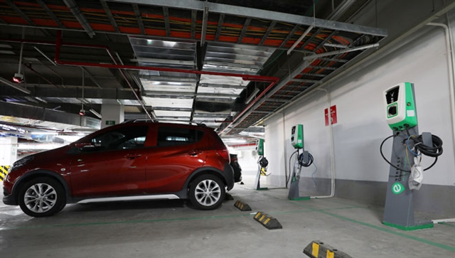EV incentive to cost State budget VND8.6 trillion
