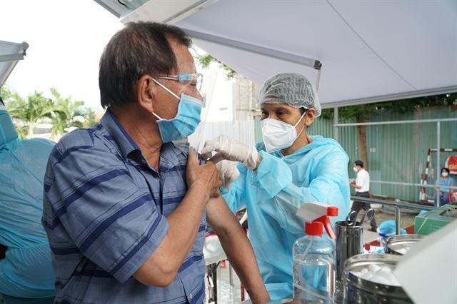 HCM City shortens interval between AstraZeneca vaccine doses tosix weeks
