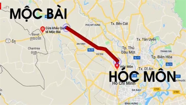 HCM City seeksadditional capitalfor expressway canal projects