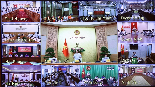 Việt Nam strives to return to new normal by September 30 shifts away from Zero COVID strategy: PM